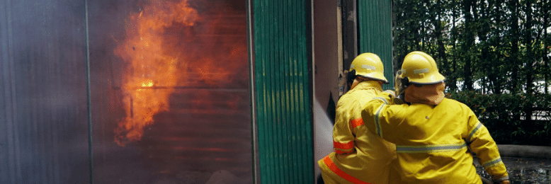 Fire Drill Simulation