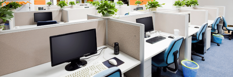 Office Space computers