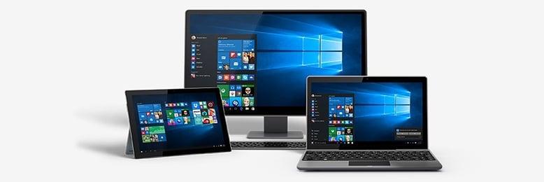 Windows 10 variations