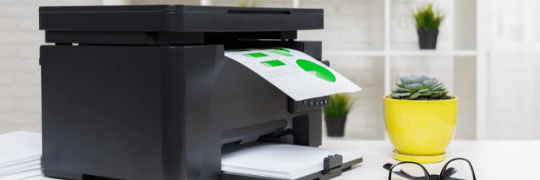 USB Compatible Printer
