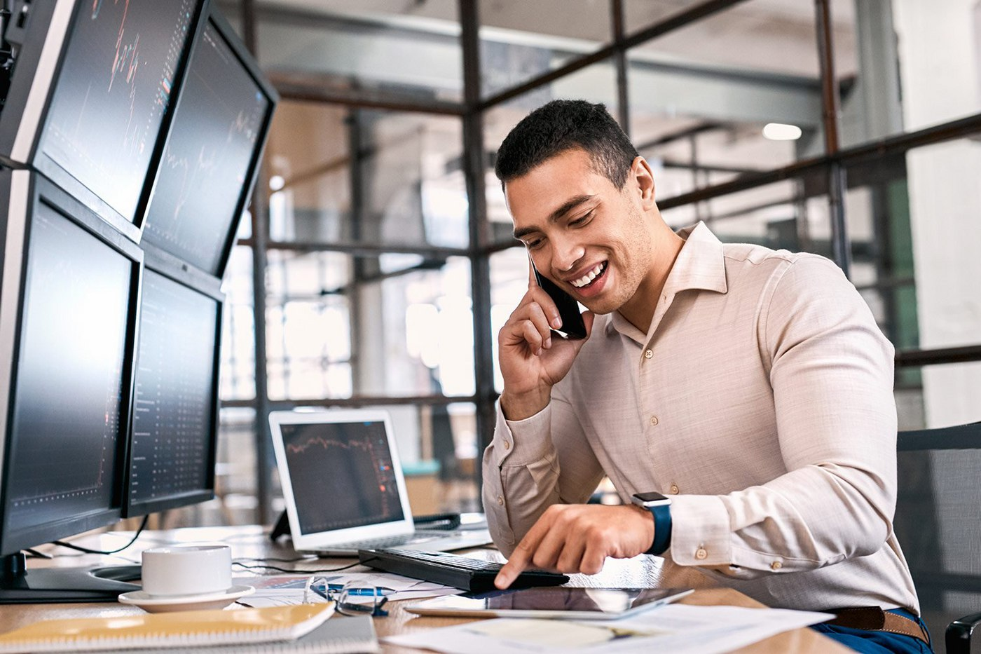 businessman-on-phone
